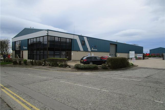 Thumbnail Light industrial to let in Unit 1, Hareness Circle, Altens Industrial Estate, Aberdeen