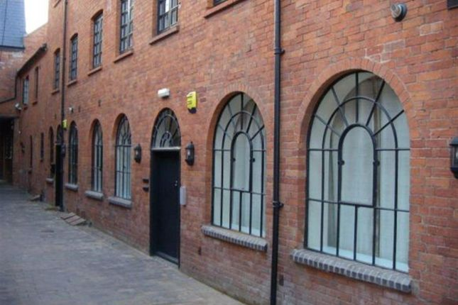 Thumbnail Flat to rent in British Mills, Prospect Hill, Redditch, Worcestershire