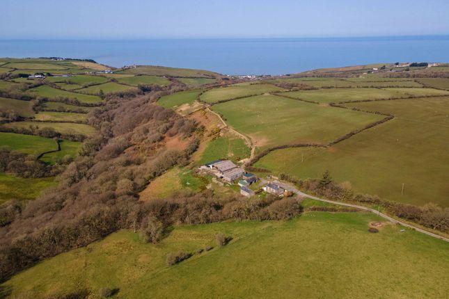 Thumbnail Farm for sale in Pennant, Near Aberaeron