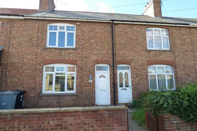 Thumbnail Terraced house to rent in Halfleet, Market Deeping, Peterborough, Cambridgeshire