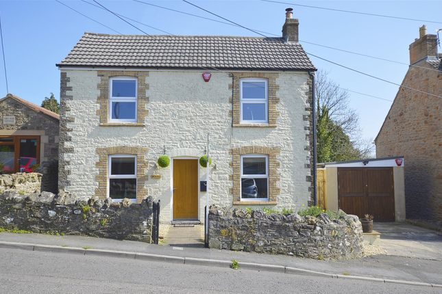 Thumbnail Detached house for sale in Holcombe Hill, Holcombe, Radstock, Somerset