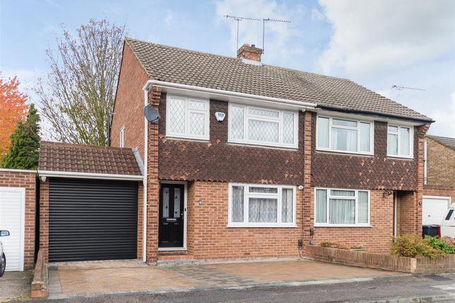 Semi-detached house in  Mallard Drive  Cippenham  Slough  West London