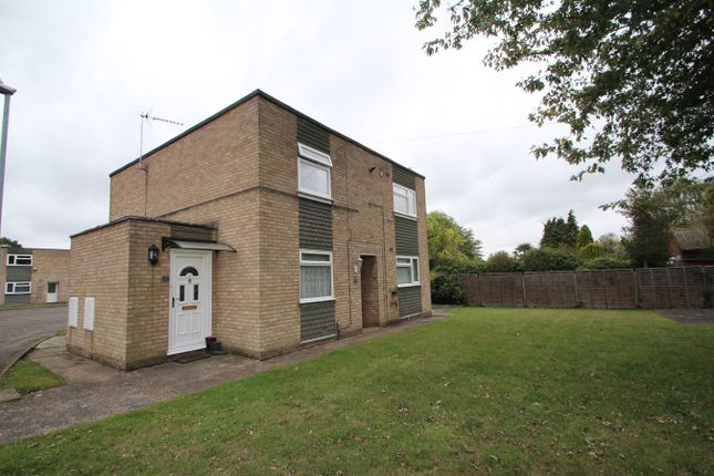2 bed maisonette for sale in Fairlight Close, Ipswich IP4