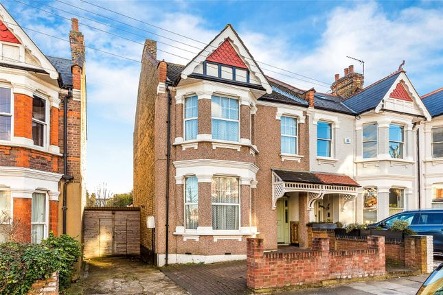 Thumbnail Semi-detached house for sale in Dundonald Road, London