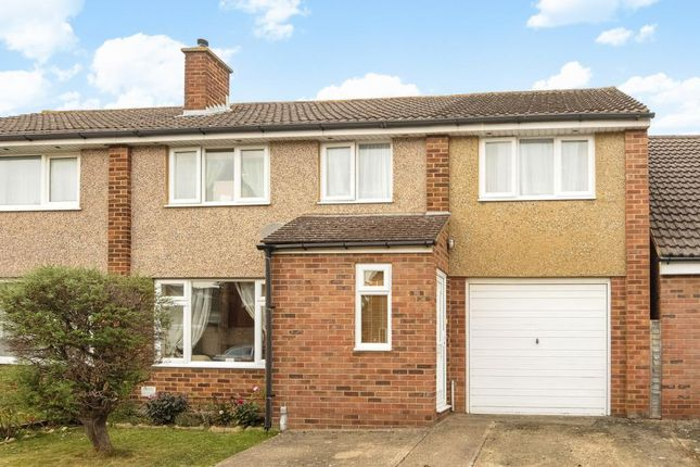 Thumbnail Semi-detached house for sale in Baker Road, Abingdon