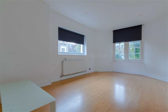 Thumbnail Flat to rent in Haverstock Hill, Belsize Park, London