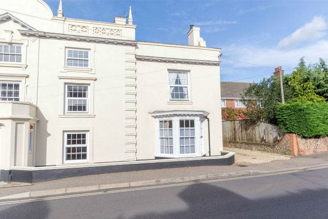 Thumbnail End terrace house for sale in Orchard Close, Norwich Road, Fakenham