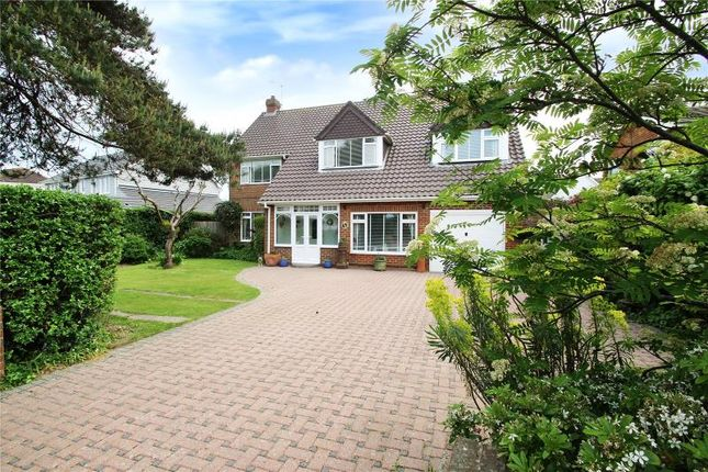 Thumbnail Detached house for sale in Golden Avenue, East Preston, Littlehampton