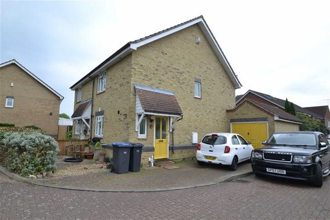 Thumbnail Semi-detached house for sale in Ashworth Place, Church Langley, Essex