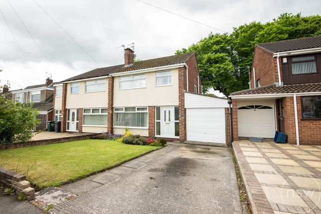 Thumbnail Semi-detached house for sale in Redgate, Ormskirk