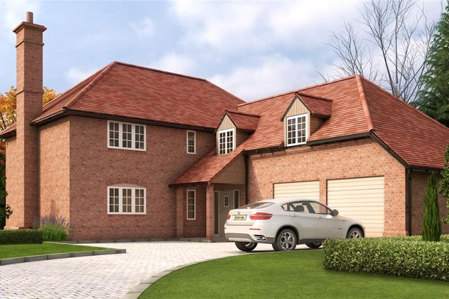 Thumbnail Detached house for sale in Stanford Park, Stanford Bridge, Worcester