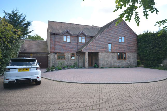 Thumbnail Detached house for sale in The Lombards, Emeson Park, Hornchurch