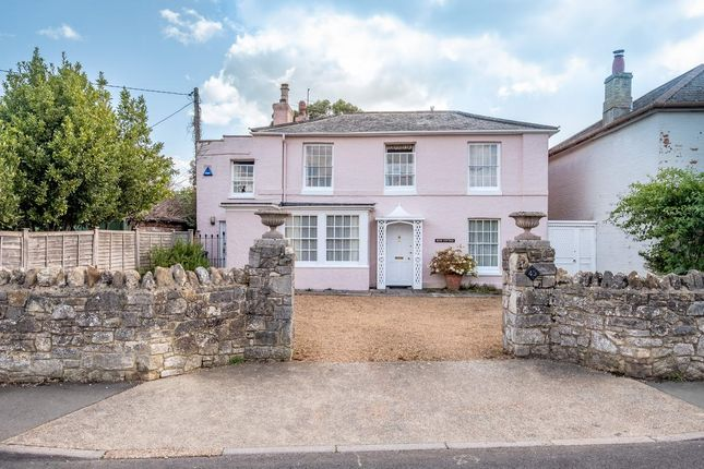 Thumbnail Detached house for sale in High Street, Bembridge