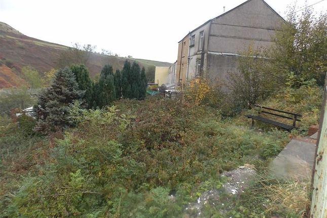 Thumbnail Land for sale in Hendrefadog Street, Tylorstown, Ferndale