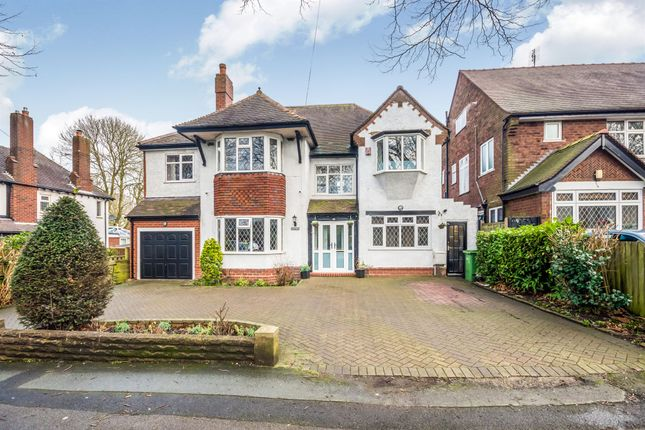 Thumbnail Detached house for sale in Priory Road, Dudley