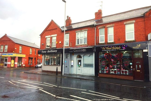 Thumbnail Restaurant/cafe for sale in Wallasey CH45, UK