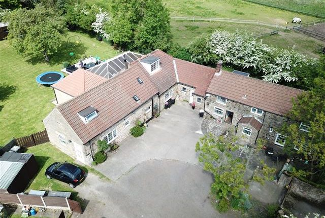 Thumbnail Detached house for sale in Dowcarr Lane, Woodall, Harthill, Sheffield
