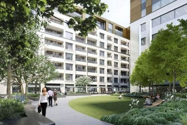 Thumbnail Flat for sale in Rathbone Place, London