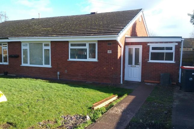 Thumbnail Bungalow to rent in Hill Crest Road, St. Georges, Telford