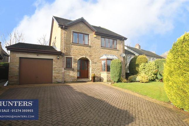 Thumbnail Detached house for sale in Willowfield Crescent, Bradford