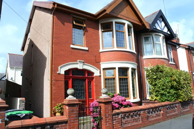 Thumbnail Semi-detached house for sale in Princeway, South Shore, Blackpool