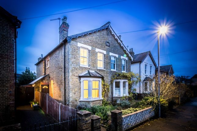 Thumbnail Semi-detached house for sale in Canbury Avenue, Kingston Upon Thames