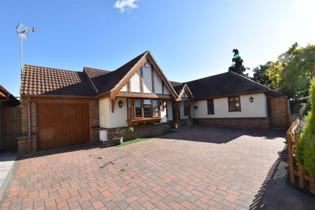 Detached bungalow for sale in Gloucester Avenue, Rayleigh