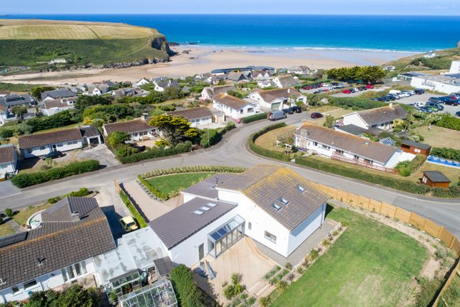 Thumbnail Detached house for sale in Gwel-An-Mor, Mawgan Porth