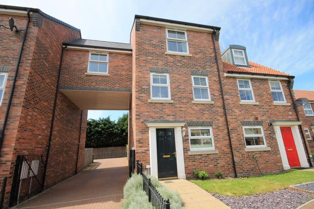 Thumbnail Mews house to rent in Gallows Lane, Norby, Thirsk