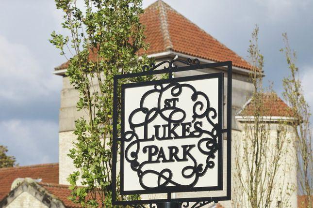 3 bedroom detached house for sale in The Aspen At St. Luke's Park, Runwell Road, Runwell, Essex