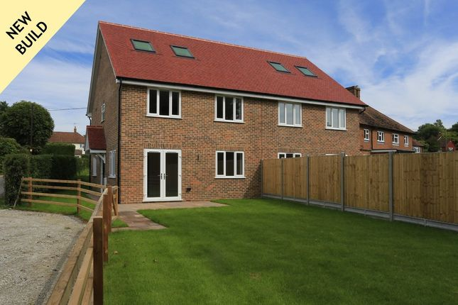 Thumbnail Semi-detached house for sale in Brickyard Lane, Mark Cross, Crowborough