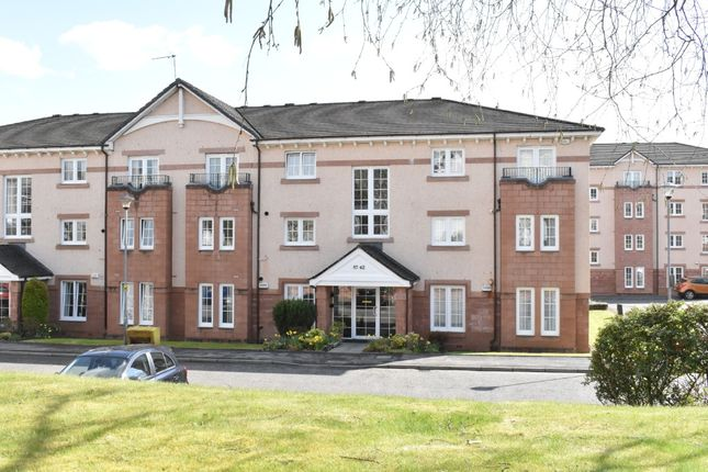 Thumbnail Flat for sale in Ellangowan Court, Milngavie, East Dunbartonshire