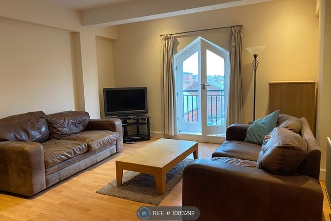 3 bed flat to rent in Commonhall Street, Chester CH1