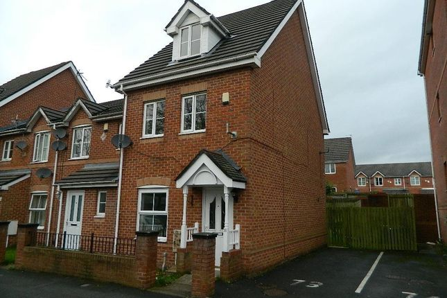 Thumbnail Semi-detached house to rent in Beverley Street, Blackley, Manchester