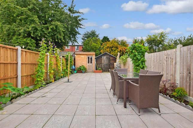 Thumbnail Terraced house for sale in Christie Gardens, Chadwell Heath, Essex