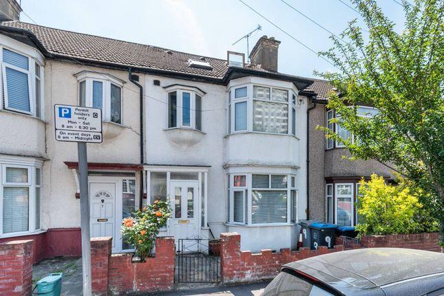 Thumbnail Terraced house for sale in Rosemead Avenue, Wembley