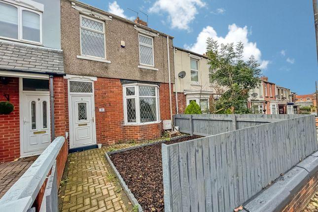 3 bed terraced house for sale in Paradise Lane, Easington, Peterlee SR8