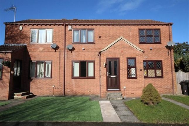 Thumbnail Terraced house to rent in Queen Margarets Close, Brotherton, Knottingley