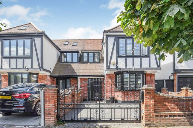 Thumbnail Semi-detached house for sale in Rosedene Gardens, Ilford