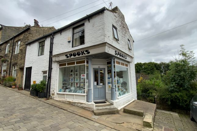 Thumbnail Retail premises for sale in Main Street, Haworth