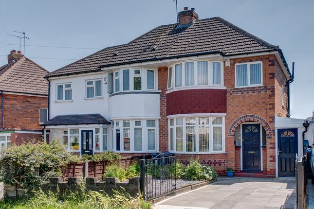 2 bed semi-detached house for sale in Great Stone Road, Northfield, Birmingham B31
