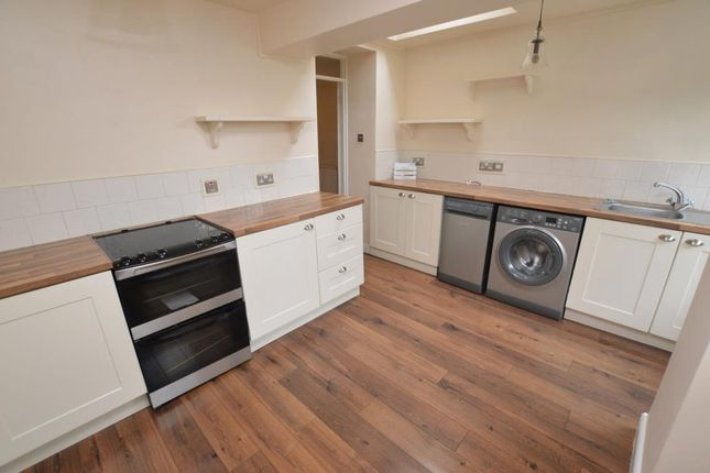 Thumbnail Terraced house to rent in Barewell Road, St Marychurch, Torquay, Devon