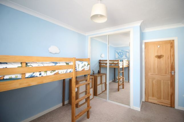 Bedroom Two of Cleish Gardens, Kirkcaldy KY2