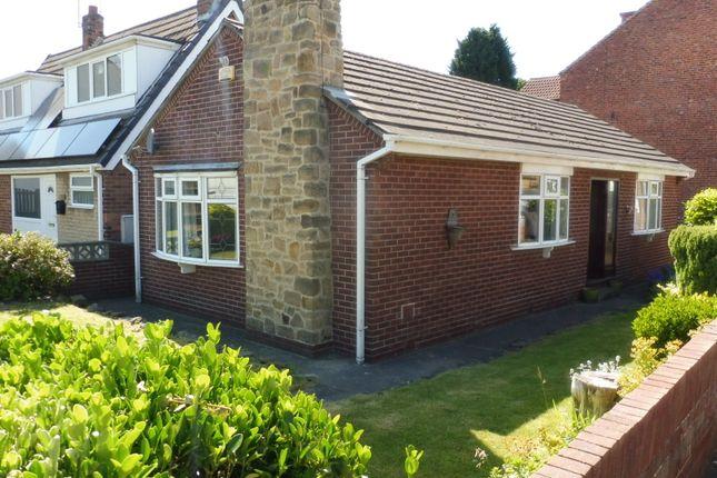 Thumbnail Detached bungalow for sale in Crown Street, Swinton