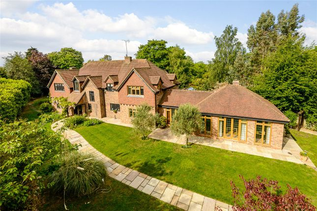 Thumbnail Detached house for sale in Winkfield Street, Maidens Green, Windsor, Berkshire