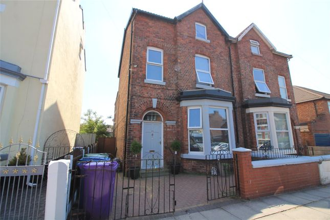Thumbnail Semi-detached house for sale in Warbreck Road, Orrell Park