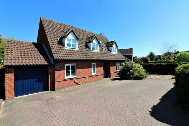 Thumbnail Detached house for sale in Greenfields Road, Dereham