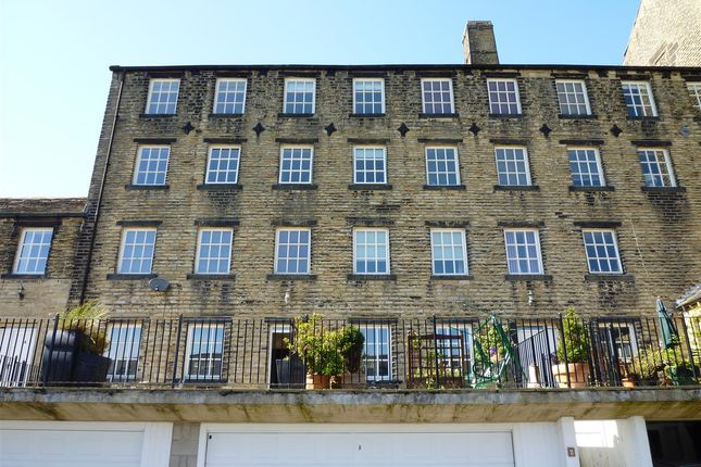 Thumbnail Flat for sale in Upper Sunny Bank Mews, Meltham, Holmfirth