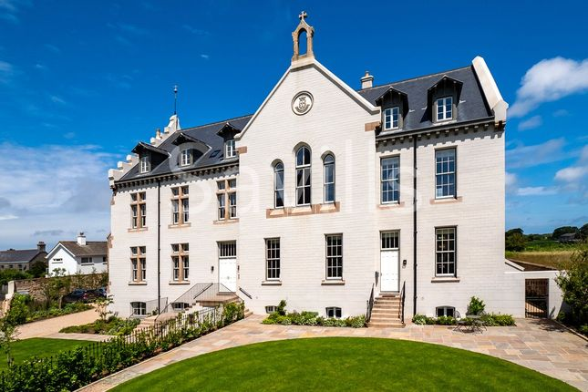 Thumbnail Property for sale in Apt 4, St Matthews Convent, Rue Bechervaise, St Mary