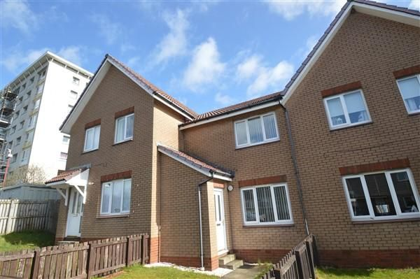 Thumbnail Terraced house for sale in Thrashbush Road, Airdrie